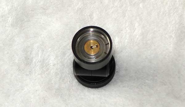 Vintage AKG A51 Swivel Elbow for AKG C451 452 mics {Black}