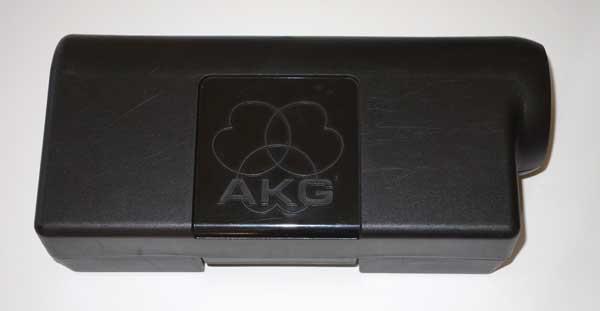 Vintage AKG C460 Mic w/CK62 Omni Capsule w/Case, C462B