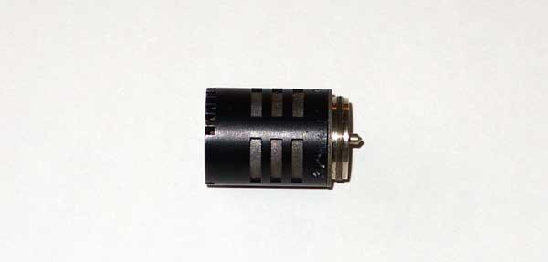 Vinage AKG CK1 e/New Capsule Element -- Cardioid Mic Capsule for AKG CMS Series C451 + C452B Condenser MIcs, w/CK61 Capsule Case