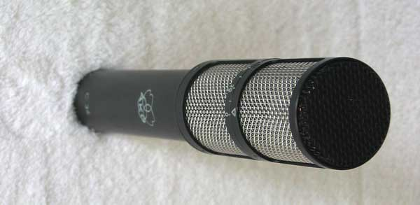 VINTAGE AKG C34 Stereo Multi-Pattern Condenser Microphone [C422, C426]