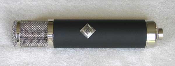 Blackspade UM17R Condenser Mic w/Thiersch M7 Capsule Made in USA by Oliver Archut