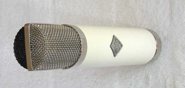 NEW Blackspade Acoustics UM25 Tube Microphone [Telefunken ELA M 251]