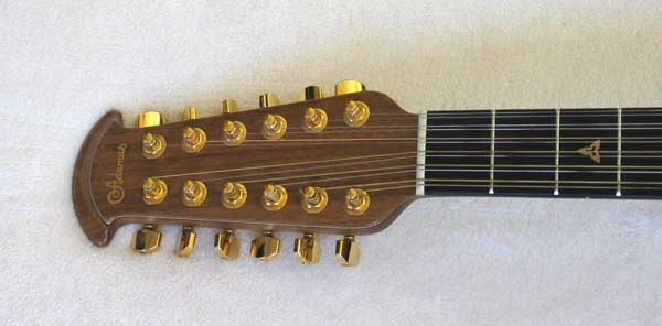 Ovation Adamas 1598-MEII Melissa Etheridge 12-String Guitar
