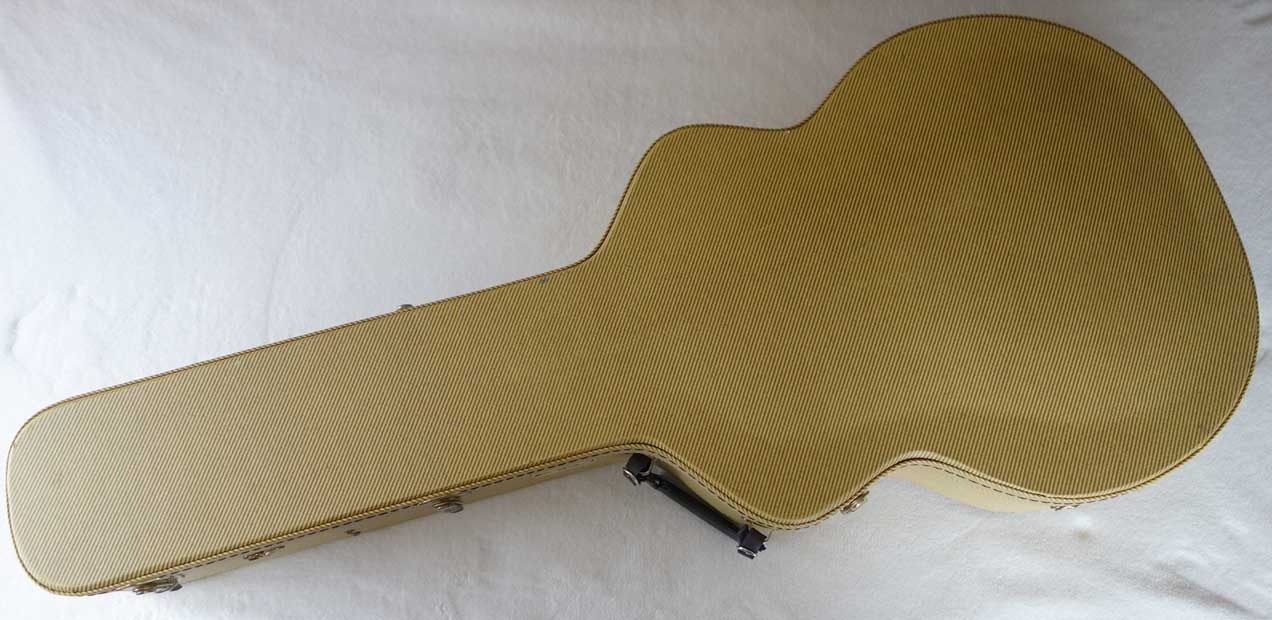 "2008 Dale Unger--American Archtop ""American Collector"" Series, 17"" Upgraded Tonewoods, Violin Finish"