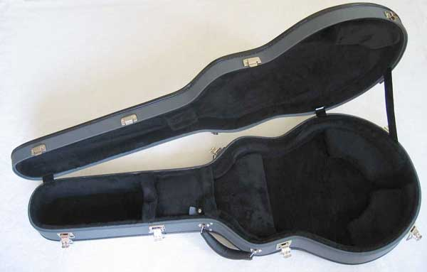 NEW Ameritage AME-S-41 SILVER SERIES Guitar Case For Gibson, Heritage & Epiphone ES-335, ES330, ES225, ES125 Body-Style Electric Guitars