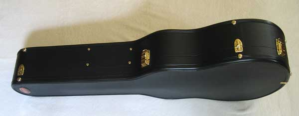 AMERITAGE 10-String Classical Harp Guitar Case NEW for 8-String & 10-String classical guitars