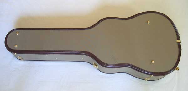 AMERITAGE AME-10: Classical Guitar Case NEW for 6-String Nylon-String guitars