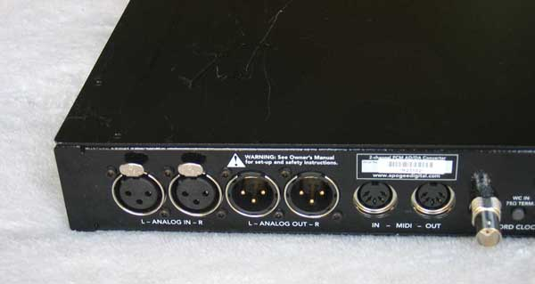 APOGEE Rosetta 200 AD/DA Audio Interface w/X-Firewire Card