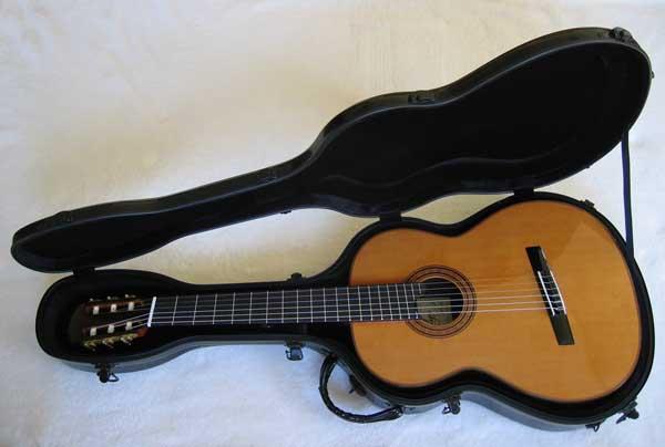 NEW Milagro JP1+ Fan-Fretted Classical Guitar [CEDAR]