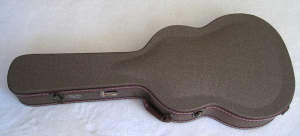 2010 Bartolex SRS7CEL 7-String Classical Harp Guitar Case