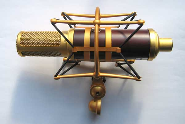 BLUE Woodpecker Shock Mount For Blue Woodpecker Ribbon Mic