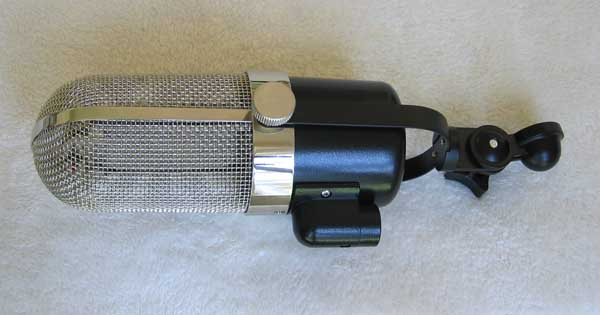 CASCADE VICTOR Ribbon Mic Upgraded with AMI TR-42 Transformer