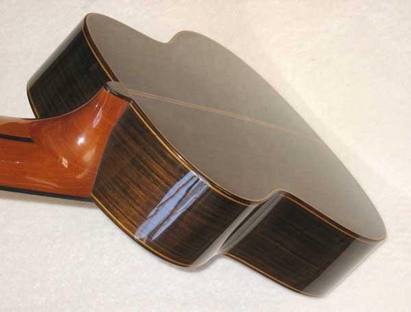 Cathedral Guitars Model 40 10-String Classical Harp Guitar, Copy of a 1984 Ramirez De Camera 1a by Luthier Lucio Nunez