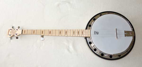 Deering Goodtime Special 5-Sring Resonator Banjo Mic w/ Case, Maple