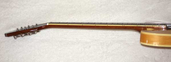 2007 NATURAL Epiphone Casino Rissue w/Rare 1-Piece Mahogany Neck, Hardshell Case