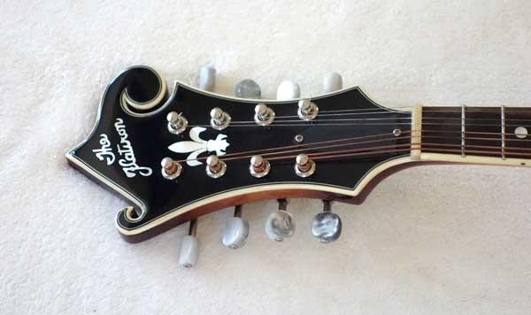 Gigson/Epiphone Flatiron Festival F-2 Mandolin w/Case