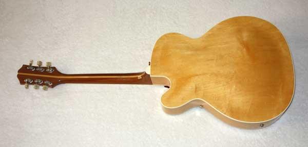Vintage Epiphone 1953 Zephyr Regent Archtop Guitar w/New York PIckup, Case