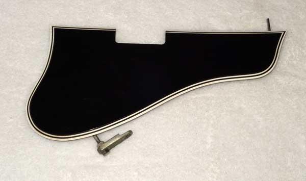 Vintage 1956 Gibson ES-225 Original Pick Guard w/Original Mounting Bracket
