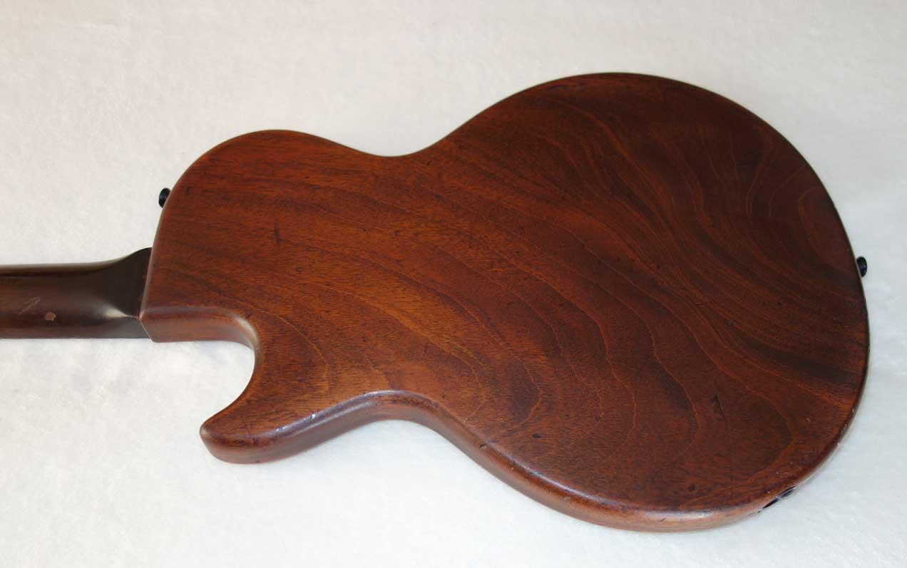 Vintage 1960 Gibson Melody Maker w/LP Junior Mod, Rio Grande Soapbar 90 Pickup