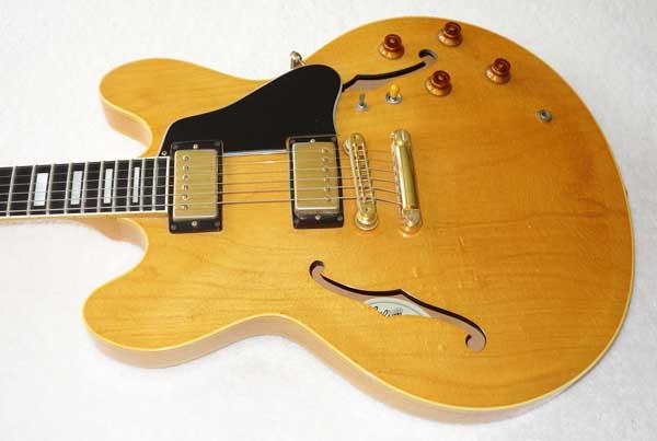 vintage 1984 gibson es 347 electric guitar w original upgraded parts case ebay. Black Bedroom Furniture Sets. Home Design Ideas