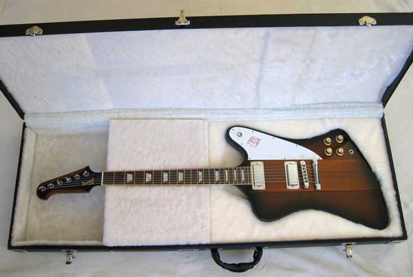 2007 Gibson Firebird Electric Guitar + Case [ALL-ORIGINAL]