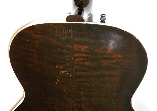 Vintage 1937 Gibson L7 Acoustic Archtop Guitar w/Original Case, Picture Frame Inlays