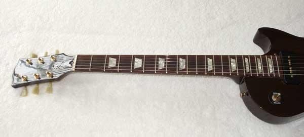 1996 Gibson Les Paul Gem Series Elecric Guitar w/Hardshell Case, Purple Amethyst Finish