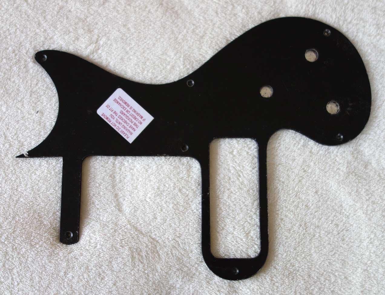 Chandler Pickguard for Gibson Melody Maker 1 PU Soapbar P90 Mod, 1960-1963 MMs