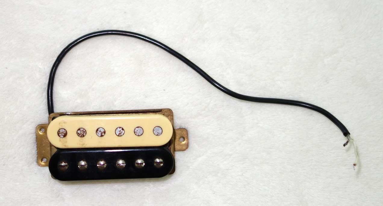 Vintage 1984 Gibson / Sonex 180 Deluxe PUPs  Super Humbucker / Velvet Brick / Zebra Pickup Pair  Originally for Invader, Sonex