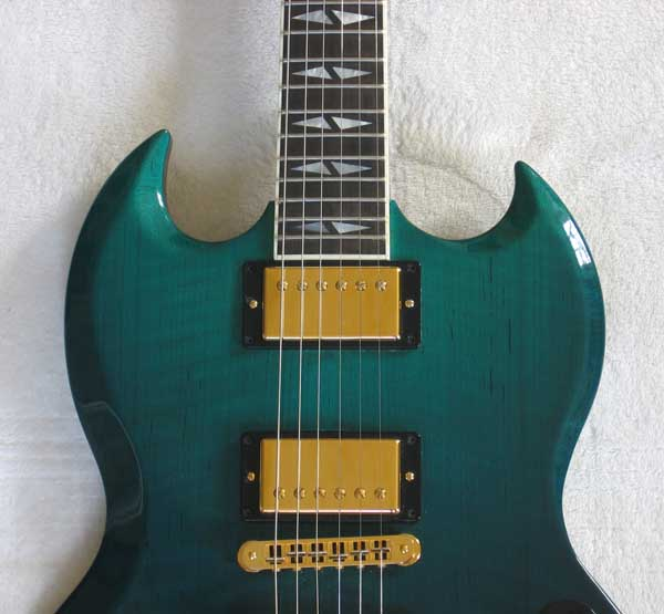 2006 GIBSON SG Supreme / Emerald Green