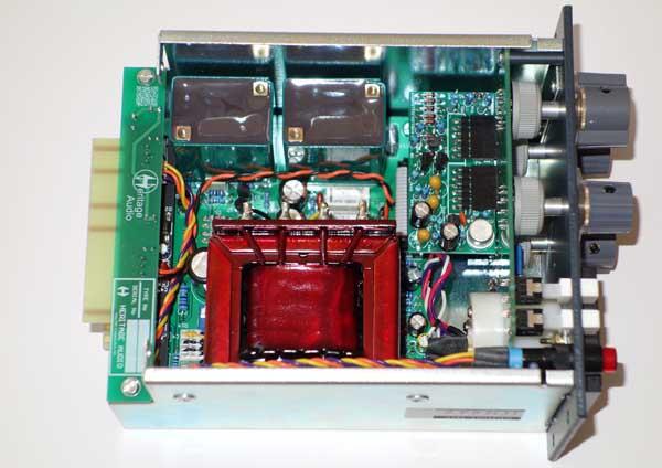 Heritage Audio 2264JR Neve Style Compressor + 60 dB Neve 1073 Mic Preamp