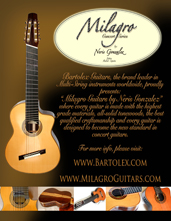 Milagro Guitars