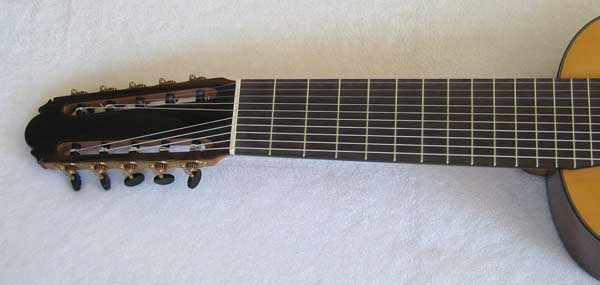 1972 Kohno 8 Ten-String Guitar