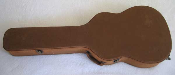 1972 Kohno 8 Ten-String Guitar Case