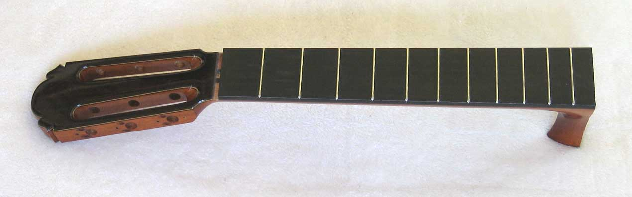 1976 Sakurai Kohno 10 Classical Guitar Neck