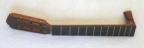 1976 Sakurai Kohno Model 10 Neck
