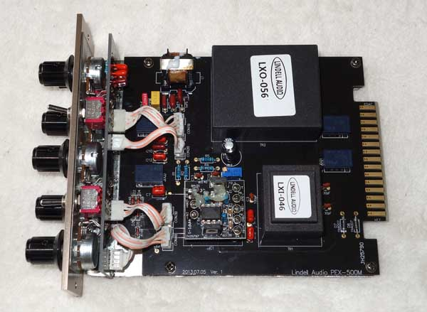Lindell PEX-500 Pultec-Style Passive EQ Module for API 500-Series Racks, NEW