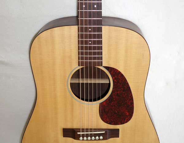 Martin D15 Classic Dreadnaught Guitar w/ Martin Hardshell Case, [All-Solid Spruce, Indian Rosewood]