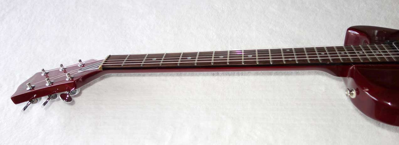 Vintage 1979 MEMPHIS SP-200-3 Les Paul Special Solid-Body Guitar MIJ / Matsumoku