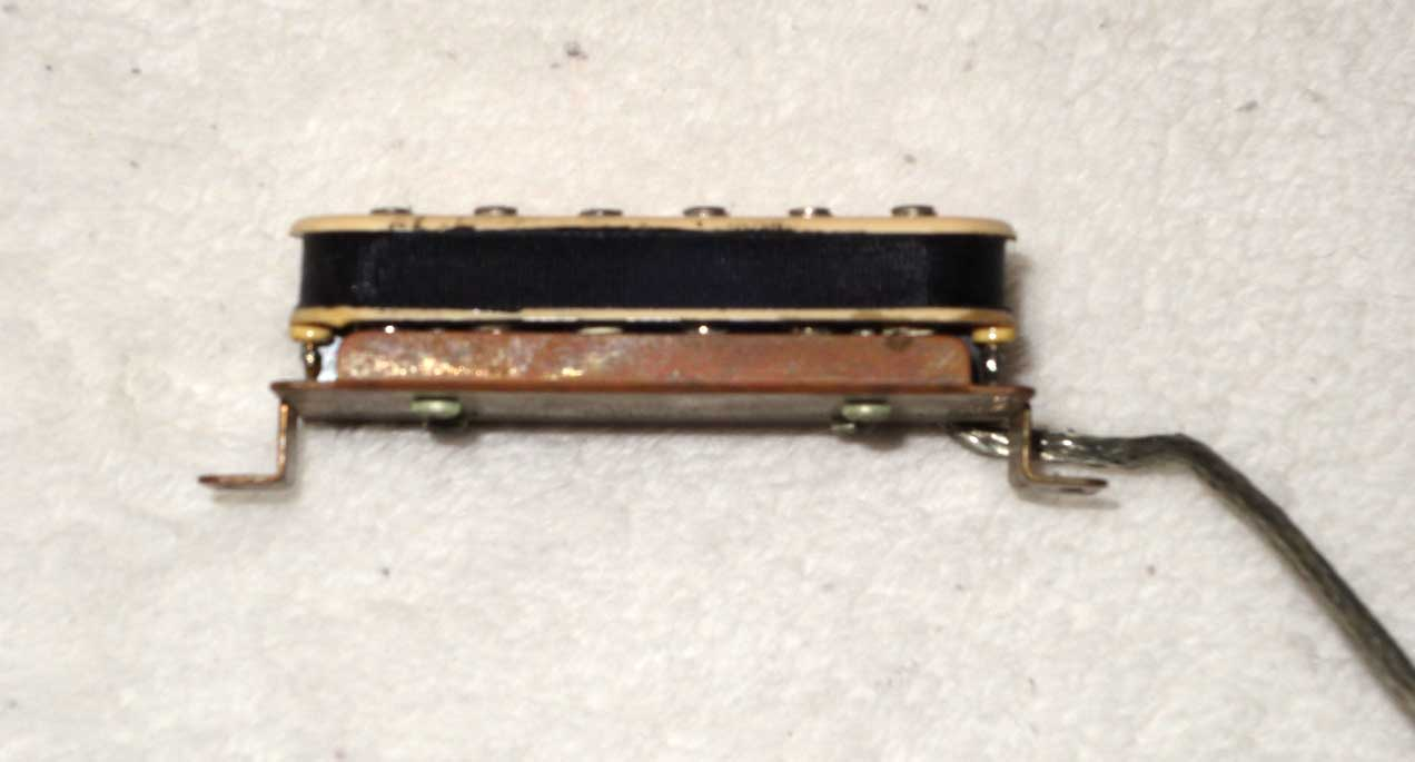 Vintage 1980 Mighty Mite Manufacturing 1300 Super Distortion EVH Pickup