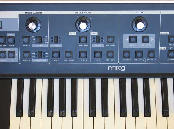 MOOG Little Phatty Analog Synthesizer