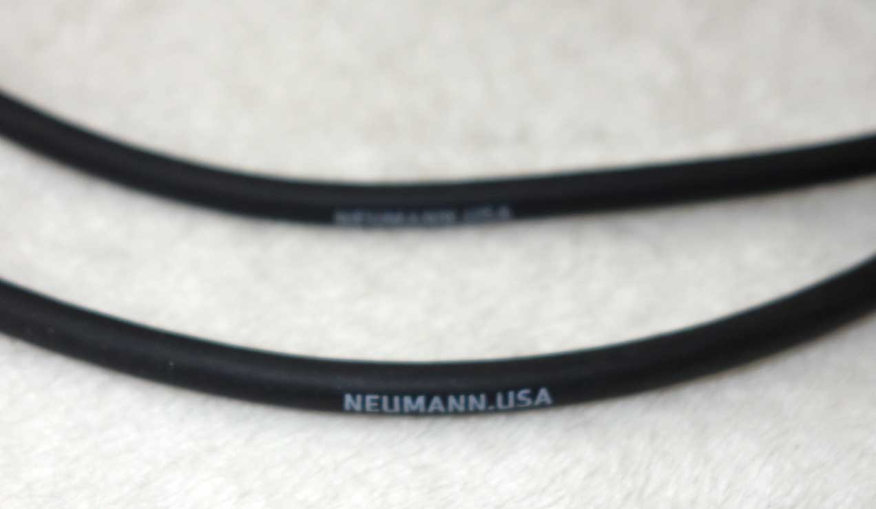 NEW Neumann IC3/25 Premium 25' XLR Mic Cable, New In Unopened Bag
