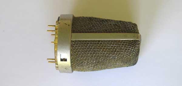 VINTAGE Neumann M269 (U67 w/AC701 tube) Multi-Pattern Tube Mic  #553