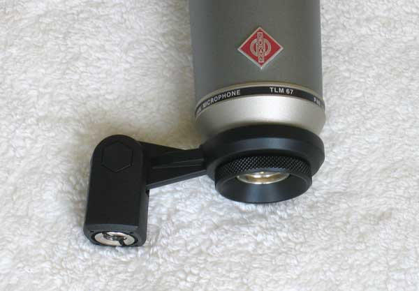 Neumann SG287 Swivel Mount For U87 / U67 / TLM67 Condenser Microphones
