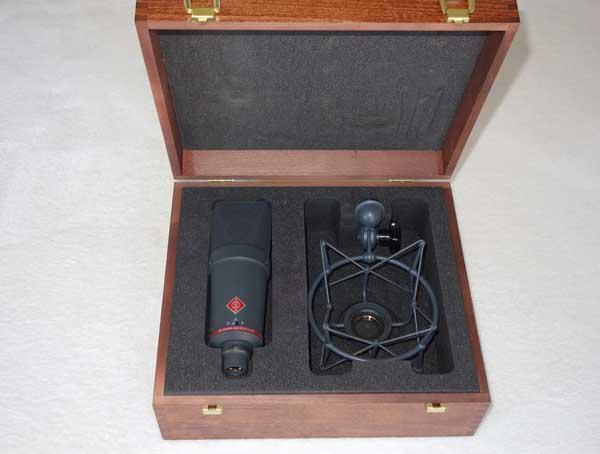 Neuman TLM-127 Set Z Multi-Pattern Condenser Mic w/Shock Mount