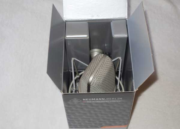 DEALER DEMO Neumann TLM49 Cardioid Condenser Microphone w/Shock Mount, 2-Year Warranty, Storage Box, TLM 49, w/K47 Capsule