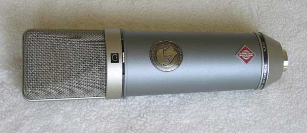 Dealer Demo Neumann TLM67 Condenser Microphone w/ Warranty