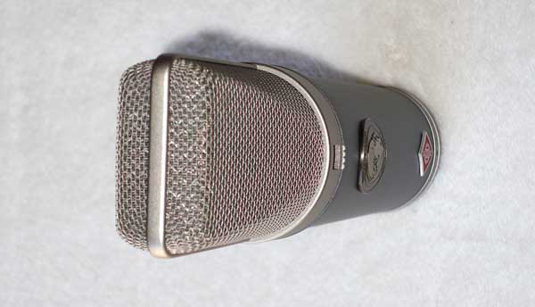 Dealer Demo Neumann TLM-67 Multi-Pattern Condenser Mic with U67 Emulation Circuit, 2-Year Warranty