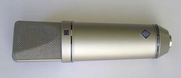 NEW Neumann U87Ai Multi-Pattern Condenser Microphone w/ Warranty