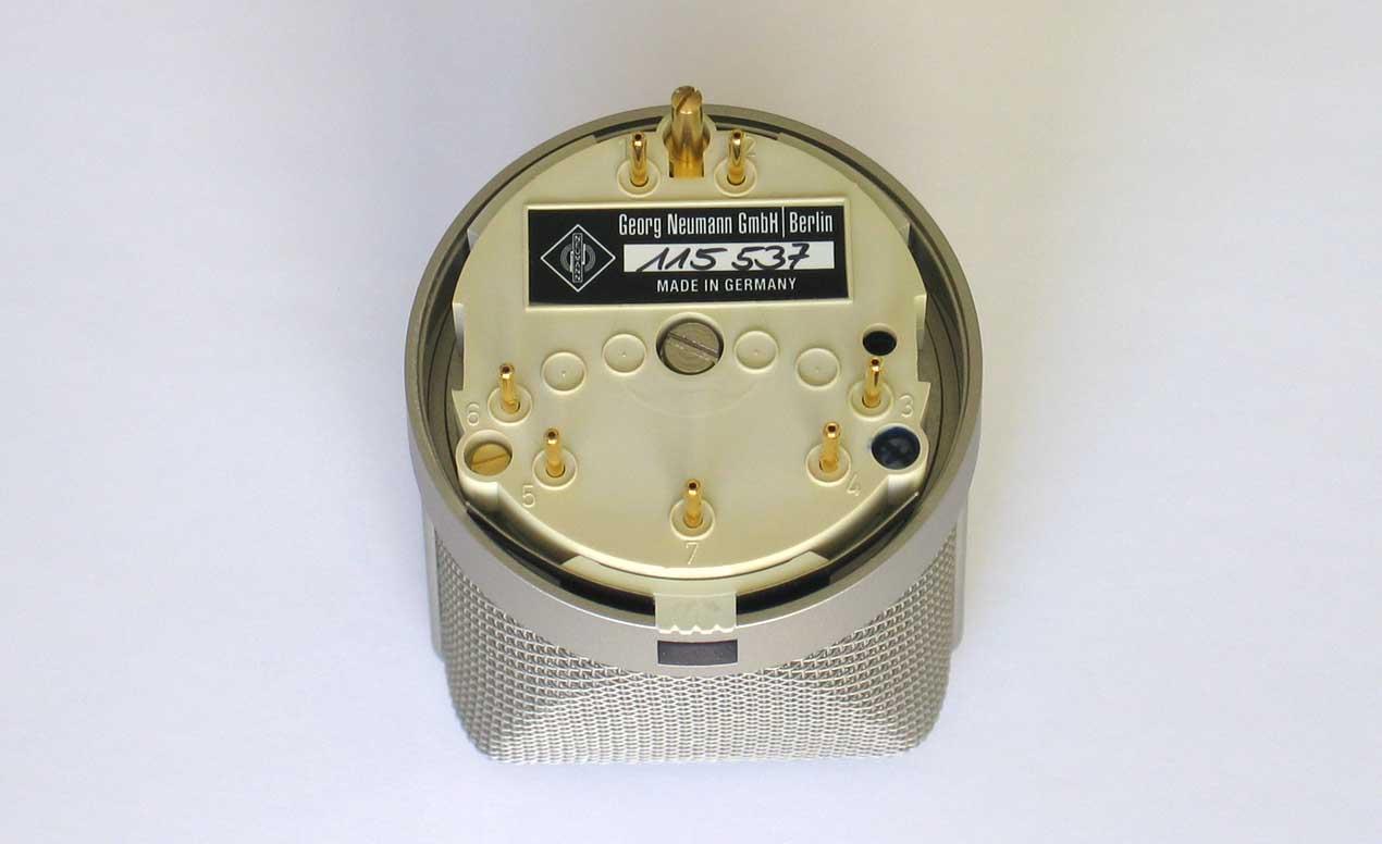 Dealer Demo NEUMANN U87Ai Condenser Microphone, All Original Packaging